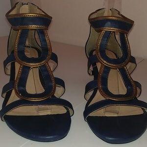 Avon Peep-Toe Shoes